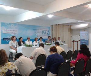 Apresentações dos Voluntários da Assipec no II Encontro Internacional da Paz