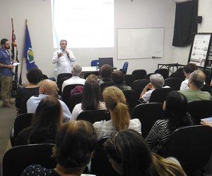 Palestra Pública da ASSIPEC em São Carlos com o professor Wlalter Almeida