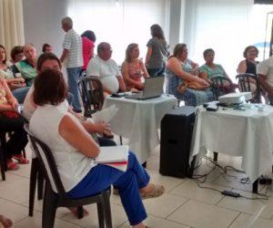 Palestra em Santa Rita Passo Quatro – As Trocas Energéticas e o Parapsiquismo no Dia a Dia