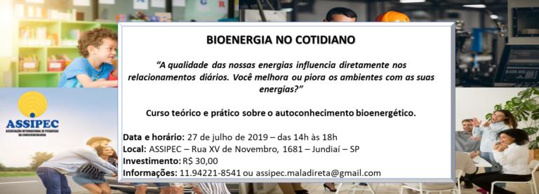 bioenergia no cotidiano site- FOLDER COM EMAIL