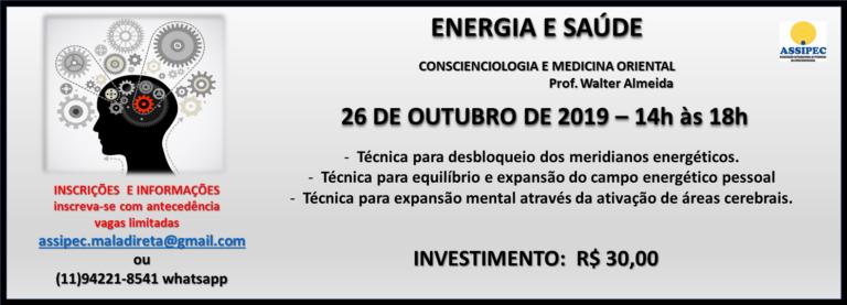 folder site energia e saúde