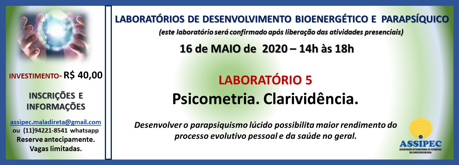 laborat¢rio MAIO site